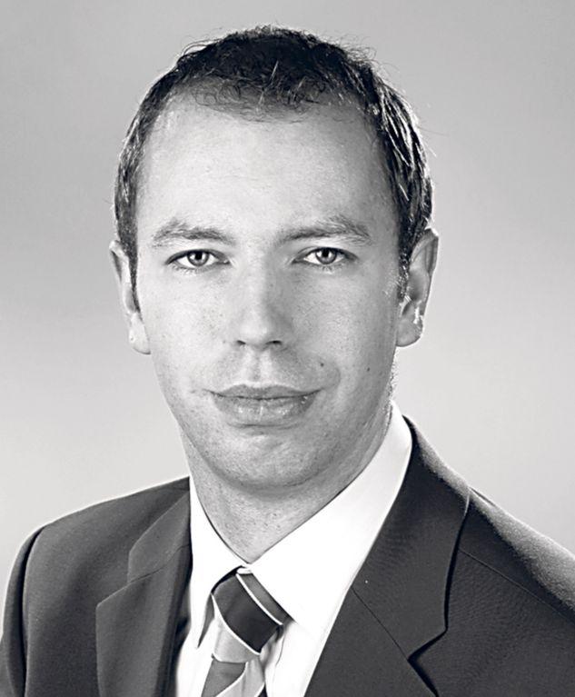 Portraitfoto von Dr. Mark Junge
