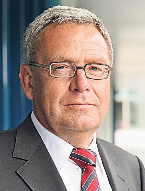 Dieter Schweer, Mitglied der BDI-Hauptgeschäftsführung