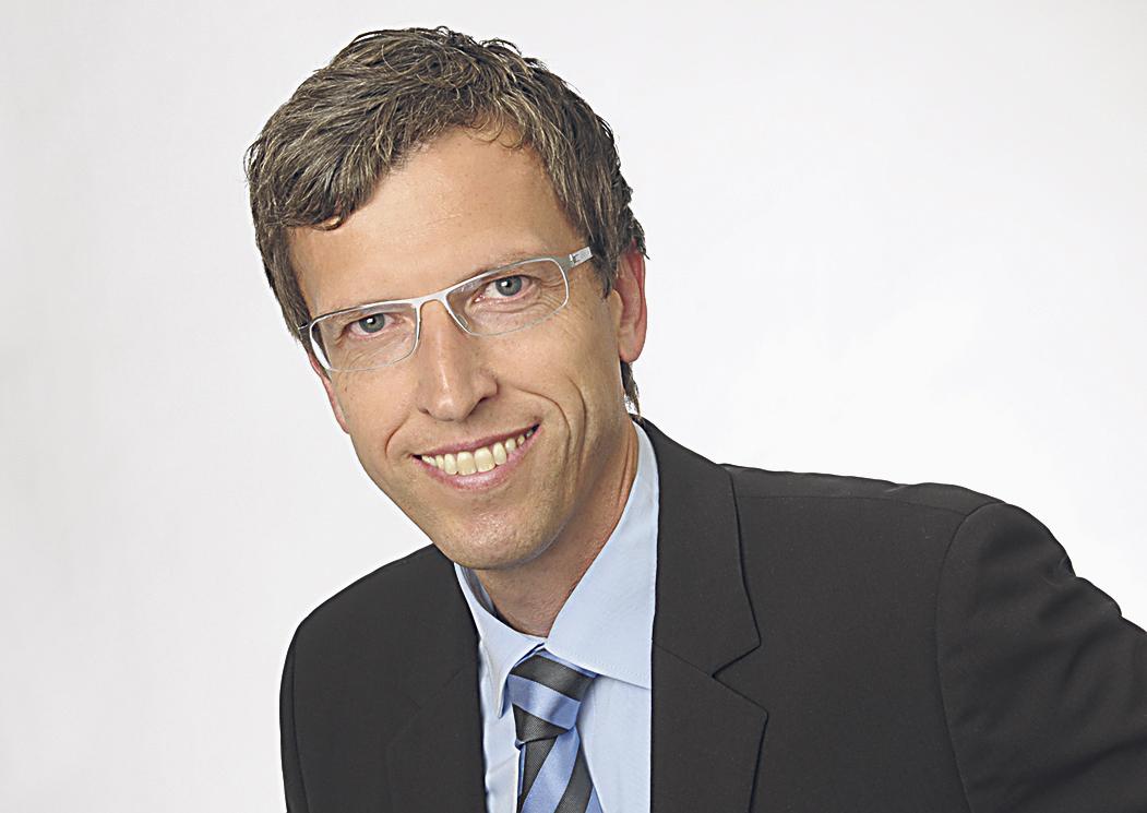 Jörg Hoffmann, Geschäftsführer der Hoffmann Engineering GmbH